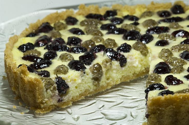 Foraged Berry Tart Recipes — Dishmaps
