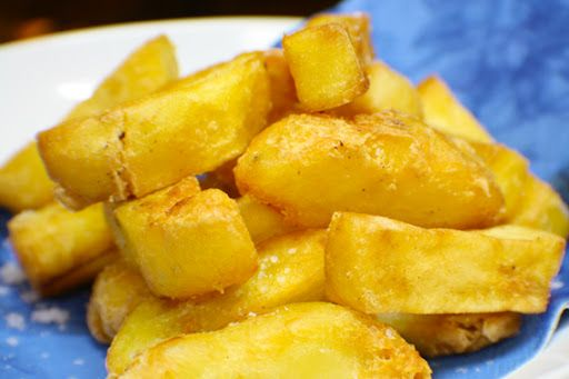 Triple Cooked Chips | Food | Pinterest