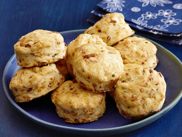 Bacon-Cheese Biscuits - made these and they're super good...perfect ...