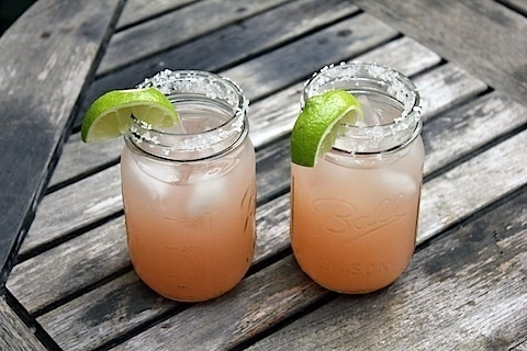 Spicy Grapefruit Margarita- Intriguing! | Drink | Pinterest
