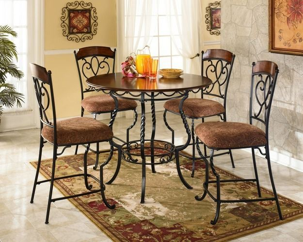 Pub Table And 4 Chairs For The Home Pinterest
