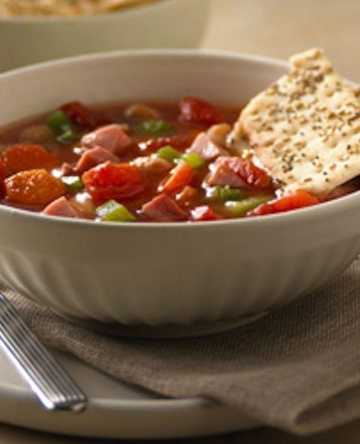 White Bean and Ham Soup | Favorite Recipes | Pinterest