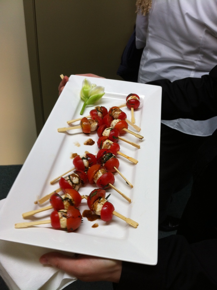 Bocconcini And Toy Box Skewers Recipe — Dishmaps