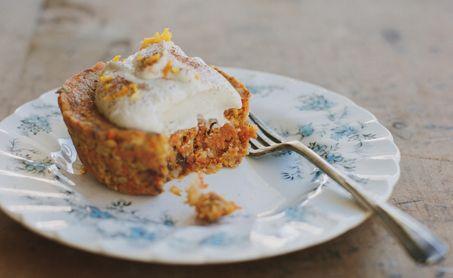 Raw carrot cake muffins   Eat it!   Pinterest