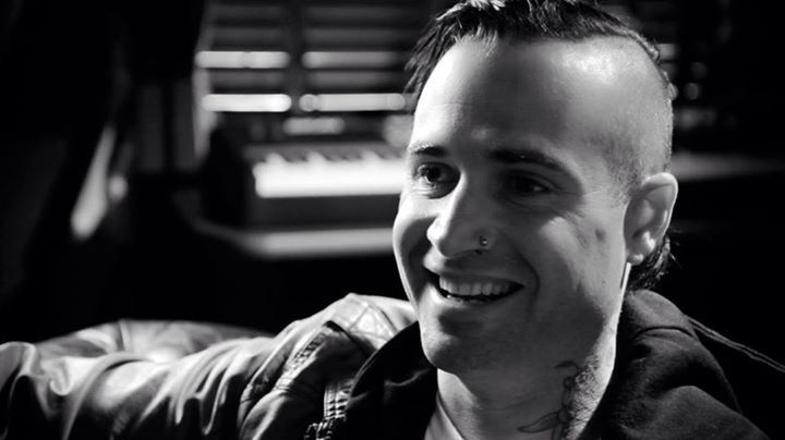 Johnny Christ   A7X love his smile Johnny Christ Smile