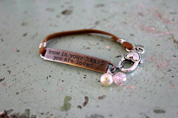 Bracelet Love Quotes