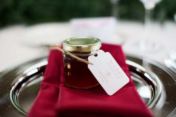 Wedding Favor Tags Michaels : Honey Jar Favor Tag,