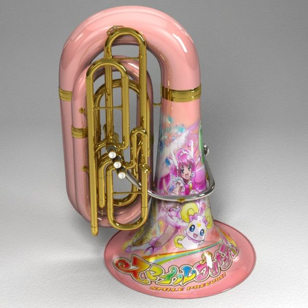 Tuba (decorated) | Musical Instruments | Pinterest