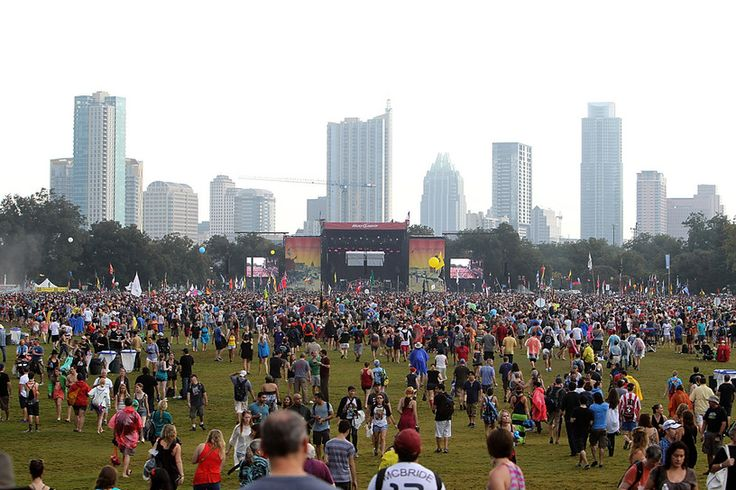 Austin City Limits Music Festival FAQs: Getting There, Where to Stay ...