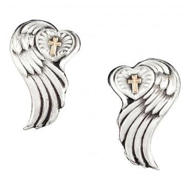 Pin Cross Heart Angel Wings Janetjjpg Pictures on Pinterest