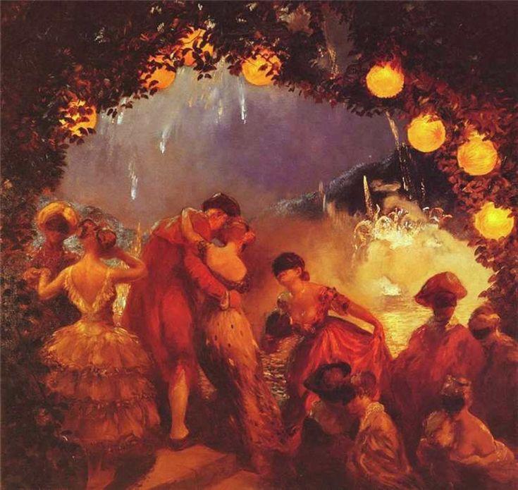 Gaston de Latouche - L'intrigue nocturne