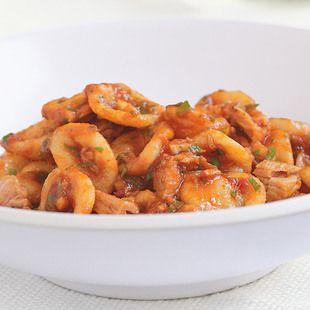 Recipe for Orecchiette With Tuna Sauce : La Cucina Italiana