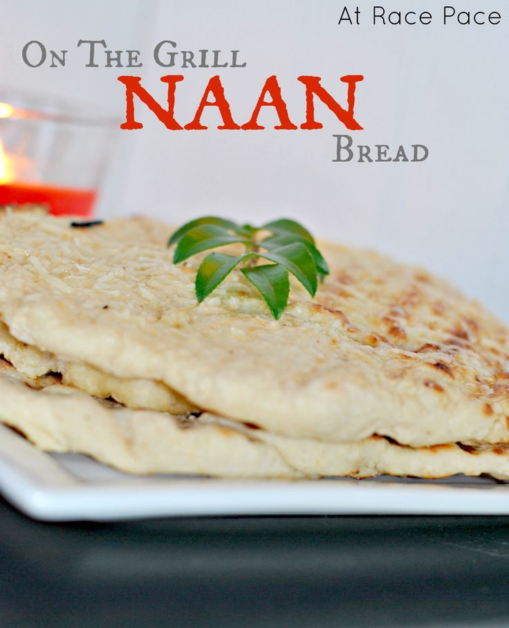 Grilled Naan | homemade bread, rolls, and dough | Pinterest