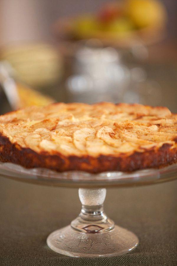 Autumn Cheesecake | Food | Pinterest
