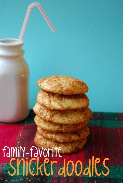 Snicker doodles :) | Recipes | Pinterest