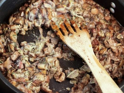 ... Polish Country House Kitchen's Twice-Cooked Wild Mushrooms | R