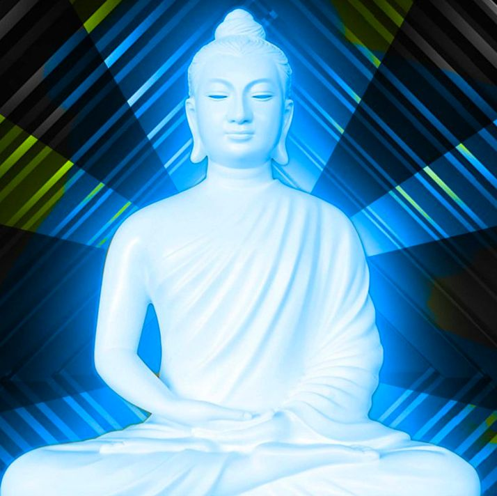 Blue Buddha Quote Collective | Buddha Collection | Pinterest