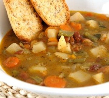 Hearty Vegetable Soup | PAK'nSAVE