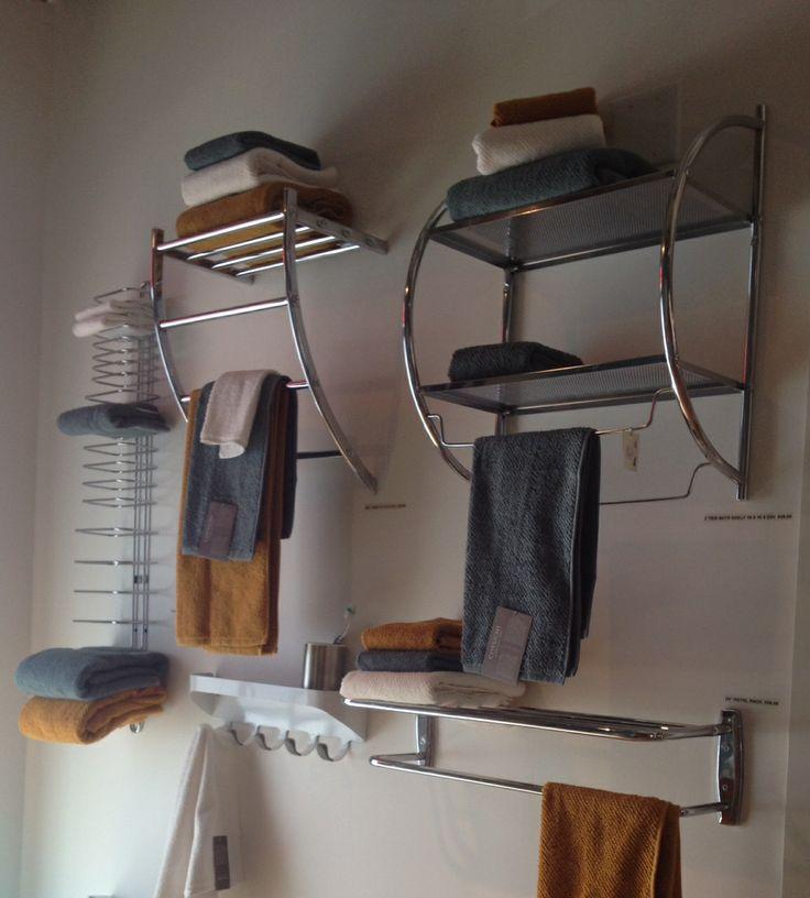 Towel storage towel racks wall mount www flushbath ca