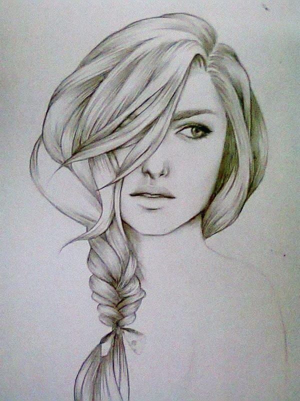 Face Drawing | Drawing Faces & Features | Pinterest