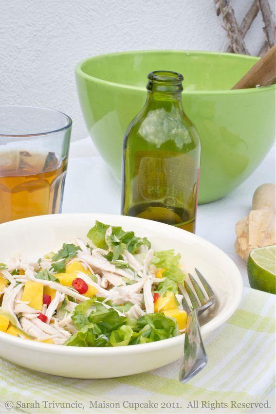 Golden Jubilee Chicken Salad. | street Party | Pinterest