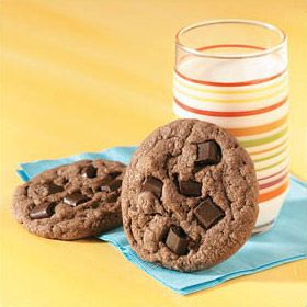 Chocolate chip cookies may not be enough for a real chocolate lover ...