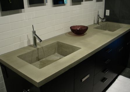 Commercial Trough Sinks For Bathrooms : Trough Style Sink Bathrooms Pinterest