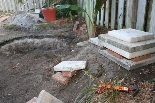 Diy Waterfall Outdoor Ideas Gardening Pinterest
