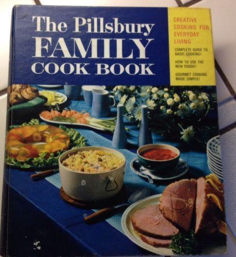 pillsbury family cook book
