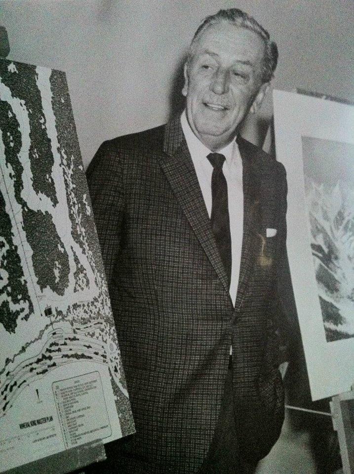 Walt Disney - 31st August 1965