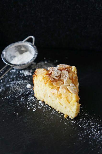 torta di mandorle senza glutine / gluten free almonds cake recipe