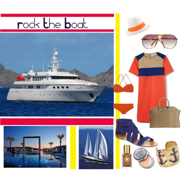"""""""Rock the Boat"""" by latoyacl on Polyvore"""