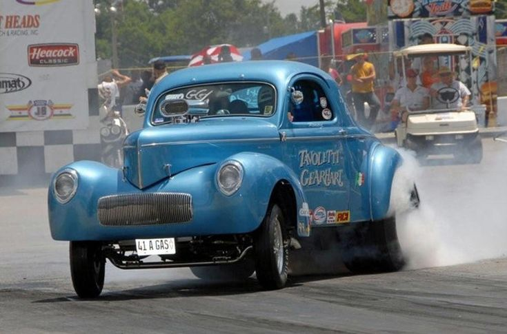 Gasser Old School Race Cars Pinterest