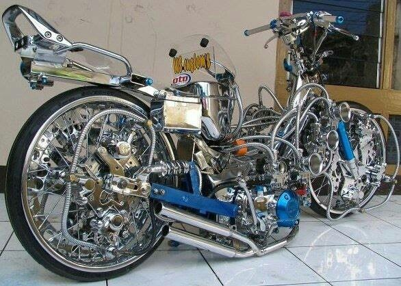 Tricked out Bike   Harleys, Motorcycles and Street Bikes   Pinterest