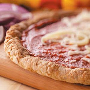 Gluten-Free Pizza Crust | Recipe