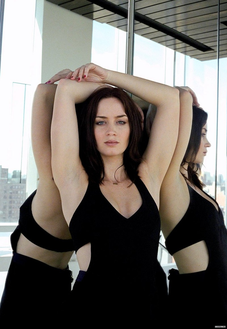 Emily Blunt | Mirrors ... Emily Blunt