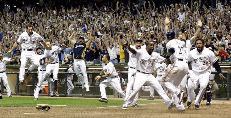Brewers Win!
