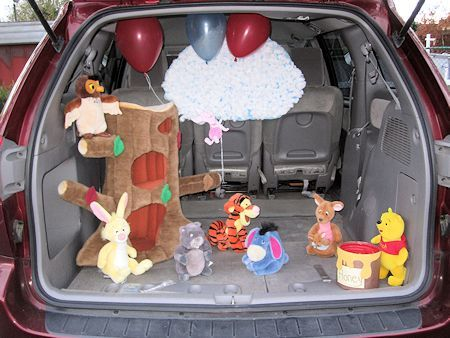 winnie the pooh trunk