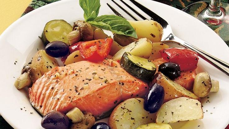 Salmon Provencal Related Keywords & Suggestions - Salmon Provencal ...