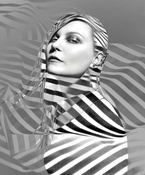 Fashionfaves kirsten dunst by idil tabanca