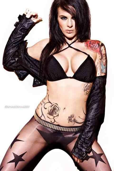 Tattoo Chica  Body Art Pinterest