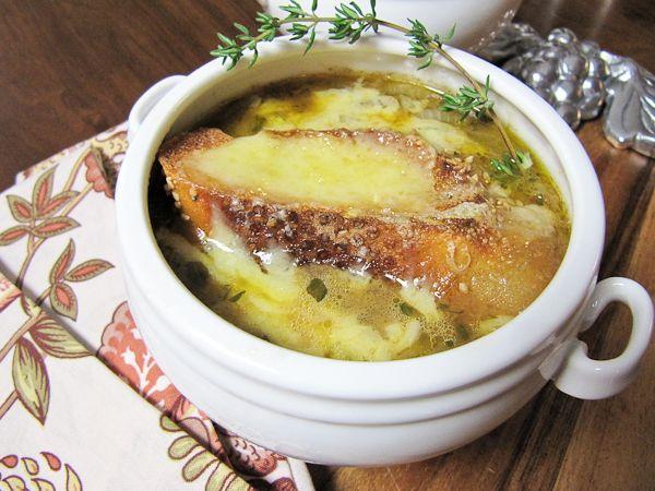French Onion Soup | Soups & Sandwiches | Pinterest