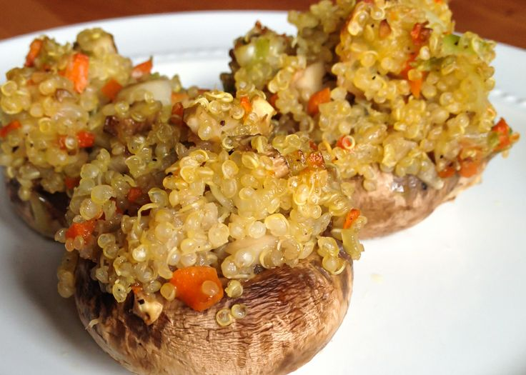 Mushroom Fennel Quinoa Stuffing Recipes — Dishmaps