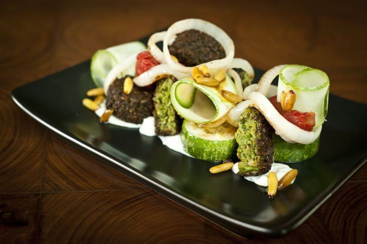 Fava Bean Falafel Recipe — Dishmaps