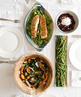 4 Recipes For An Epic, 3-Course, Superfood Meal