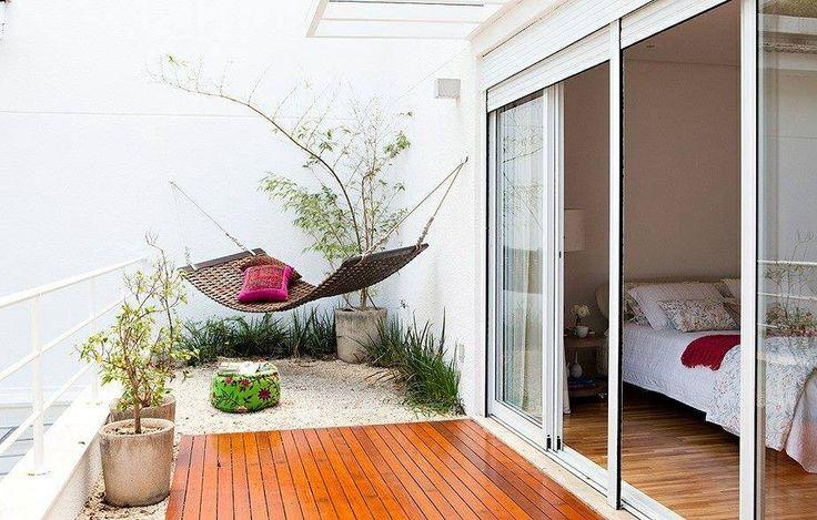 La chambre avec balcon