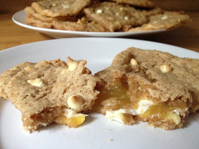 The LC Issue: Lemon Curd Cookies | Chocolate & Cake Goodness | Pinter ...