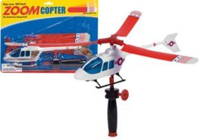 how to make a toy helicopter which can fly