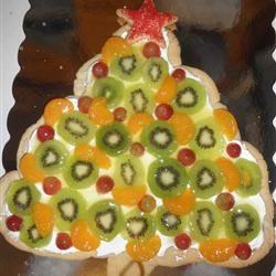 Fruit Pizza II | Recipes | Pinterest