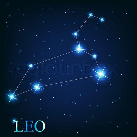Constellation Leo | Celestial | Pinterest